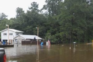 Tangi Humane Society flood