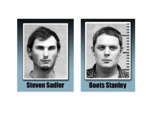 The two most hated men in America, Boots Stanley and Steven Sadler