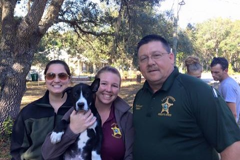 Couple arrested for stealing shelter puppy