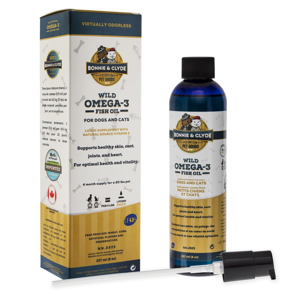 Considering an omega 3 supplement for your pets pet for Omega 3 fish oil benefits skin