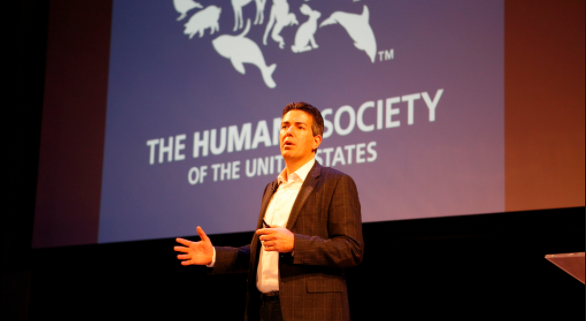 CEO of HSUS has resigned