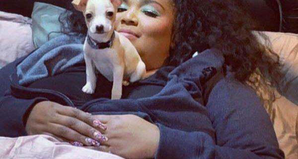 Lizzo puppy adoption