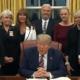 Trump signs animal cruelty bill into law