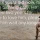 Abandoned dog is losing hope
