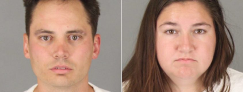Couple accused of torturing a boy