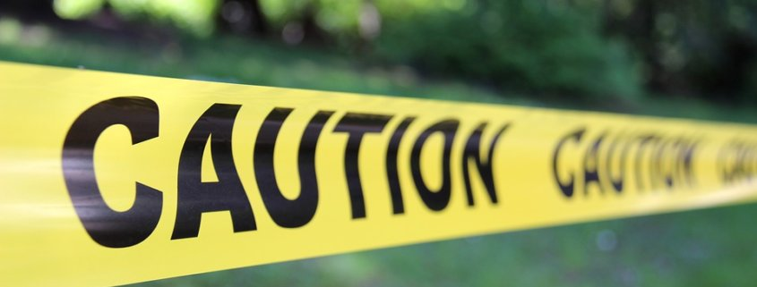 Police investigating dog dragging incident