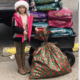 Girl collects donation for animal shelter