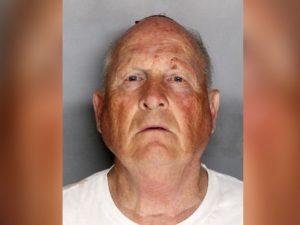 Alleged Golden State Killer