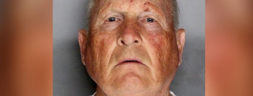Alleged Golden State Killer