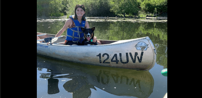 Heartbreak and a warning after dog dies from lake water