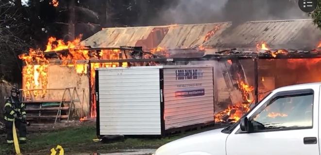 Horses died in devastating barn fire