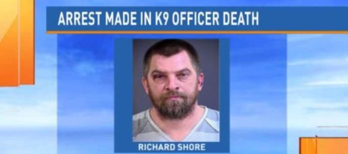 K9 killed, man arrested for DUI
