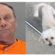 Man arrested for fatal shooting of veteran's therapy dog