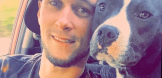 Man drowned trying to save dog who fell into a lake