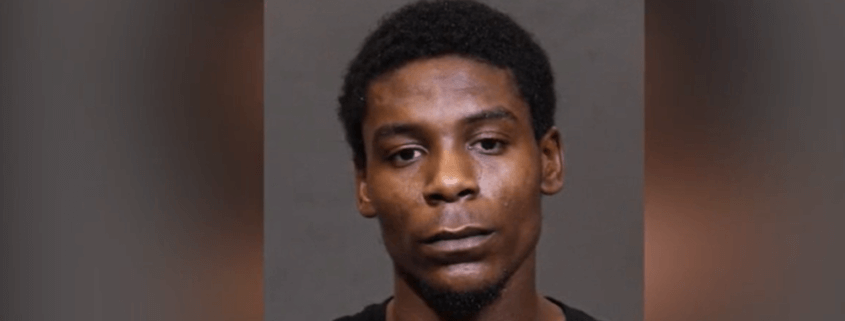 Man arrested for setting crate with puppy inside on fire