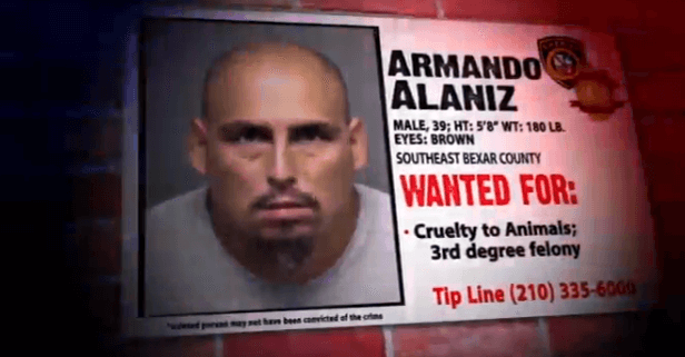 Man wanted by police for running down dog