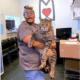 Big Boy - Massive cat at shelter