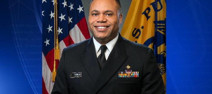 Missing CDC researcher