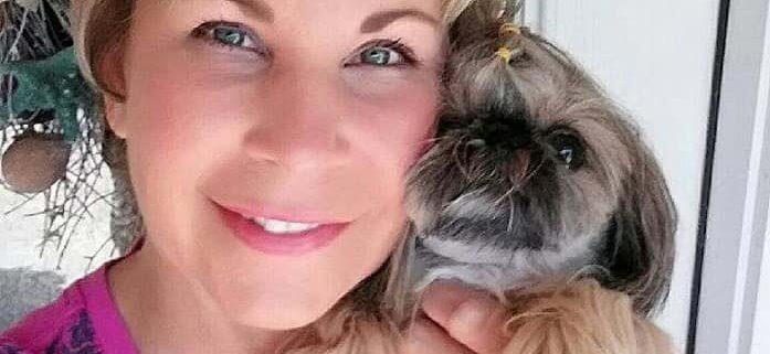 reward offered for return of woman's dog