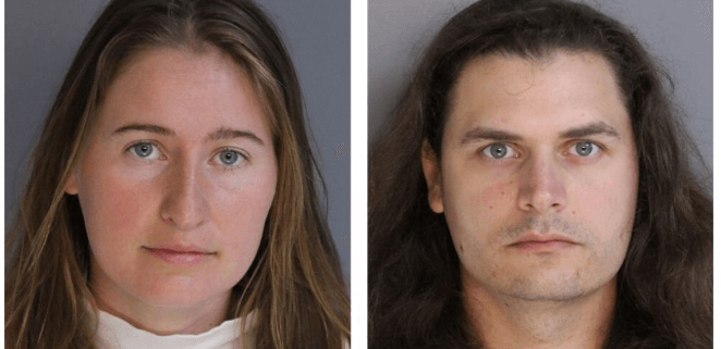 Man and woman accused of sexually assaulting a horse