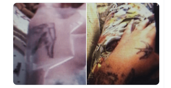 Tattoos may lead to animal abuser