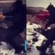 video of teen riding deer leads to an arrest