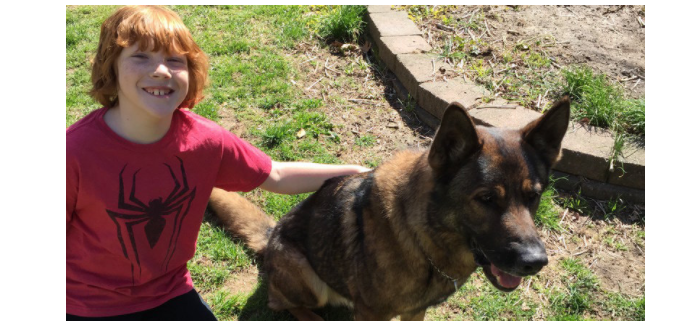 Update on K9 who was taken from officer's family