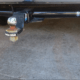 No charges after dog tied to vehicle hitch