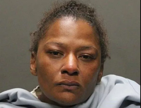 Woman accused of setting dog on fire