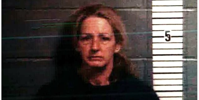 Woman arrested