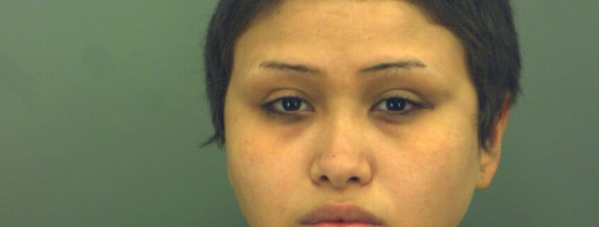 Woman arrested for death of her German shepherd